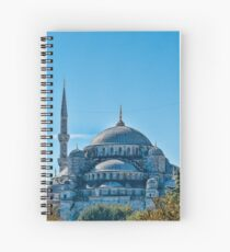 The Blue Mosque, Istanbul Spiral Notebook
