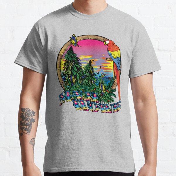 Maui Wowie Cannabis Strain Art Classic T-Shirt