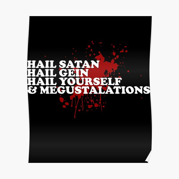 Megustalations Posters Redbubble I wanted to ask if you guys would consider an episode on the paul is dead conspiracy? megustalations posters redbubble