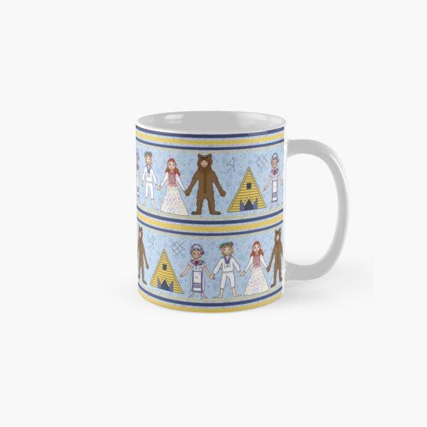 Midsommar Pattern #2 Classic Mug