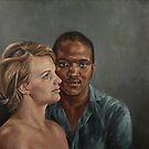 Margrit and Dzunani by JolanteHesse