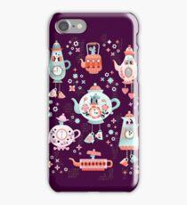 Tea Time!  iPhone Case/Skin
