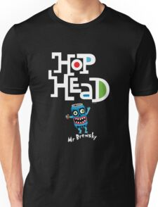Hop Head (Mr Brewsky) - on darks T-Shirt