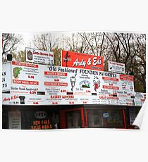 Oshkosh, Wisconsin - Ardy and Ed's Drive-In Poster