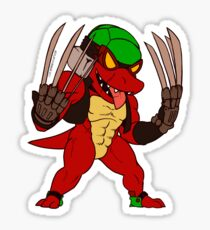 SD Berzerker Sticker Sticker