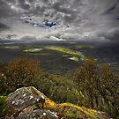 Boroka Lookout by Peter Hammer