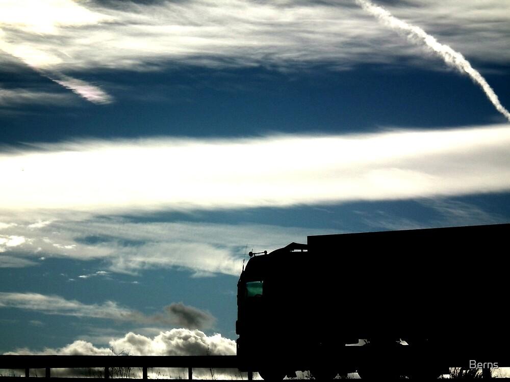 Sky Drive........... by Berns