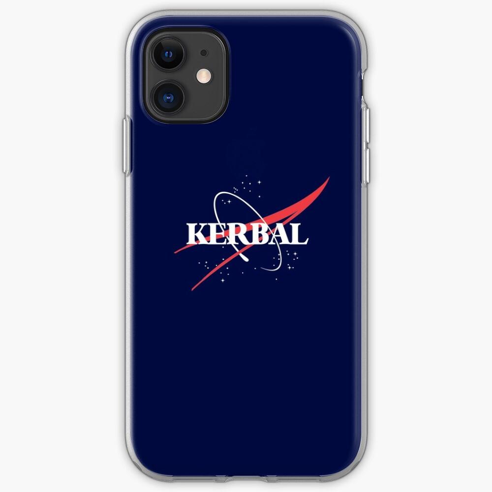 Kerbal Space Program Hoodie iPhone Case & Cover