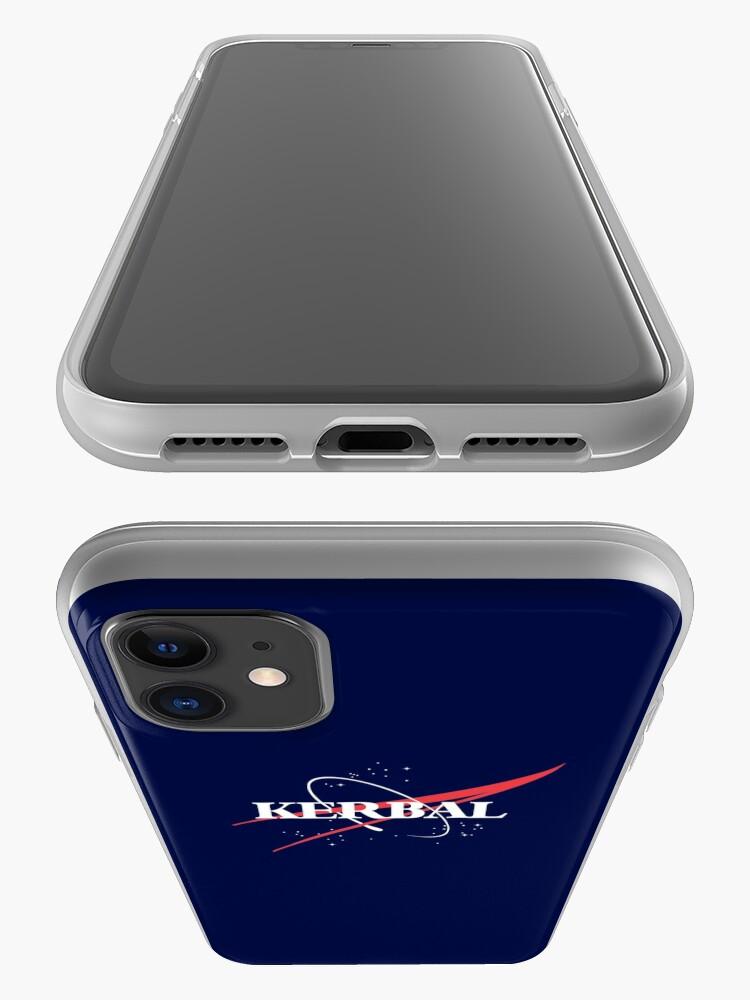 Alternate view of Kerbal Space Program Hoodie iPhone Case & Cover