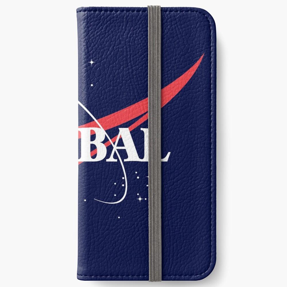 Kerbal Space Program Hoodie iPhone Wallet