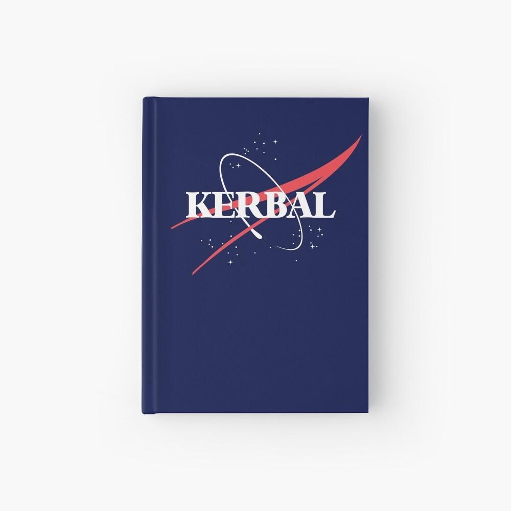 Kerbal Space Program Hoodie Hardcover Journal
