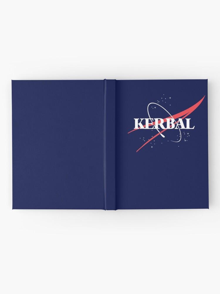 Alternate view of Kerbal Space Program Hoodie Hardcover Journal