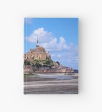 Mont St Michel, France Hardcover Journal