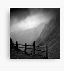 Top of Honister Pass Metal Print