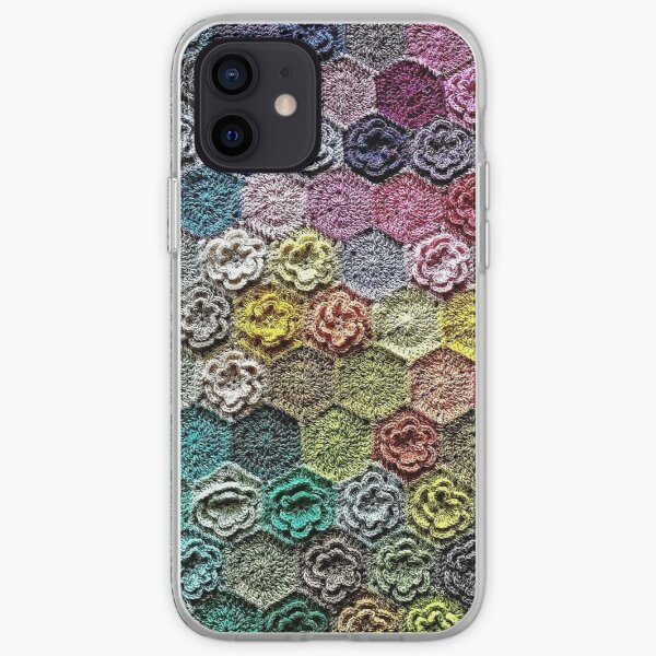 Crochet 2  iPhone Soft Case