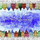 European Christmas by Yevgenia Watts