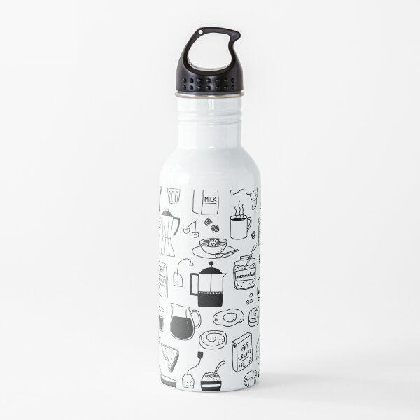 Breakfast Things Water Bottle