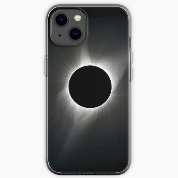 Shining Beyond Darkness iPhone Soft Case