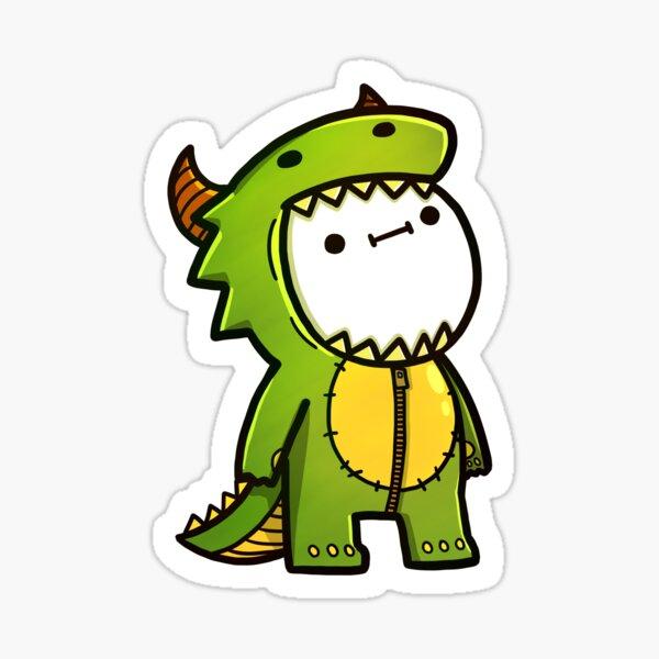 Dragon Billy Sticker