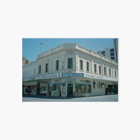 Wood's Building, 544 Hay Street Perth, February 1982 State Library of Western Australia Art Board Print