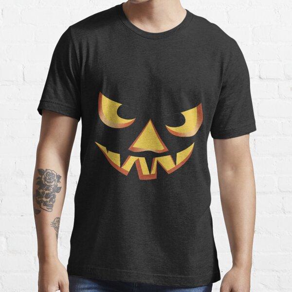 Kürbisgesicht für Halloween 3 Essential T-Shirt