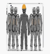 The Second Cybermen (Tomb Cybermen) iPad Case/Skin