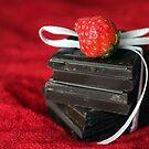 Dark Chocolate Love by SpicieFoodie