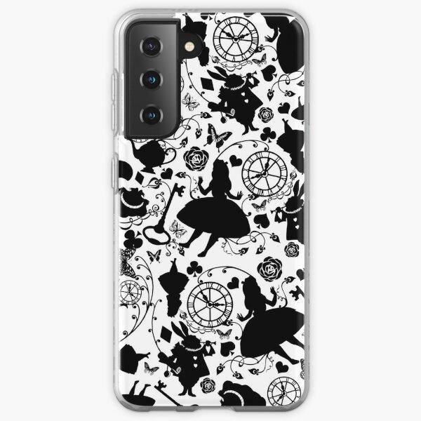 Alice in Wonderland Samsung Galaxy Soft Case