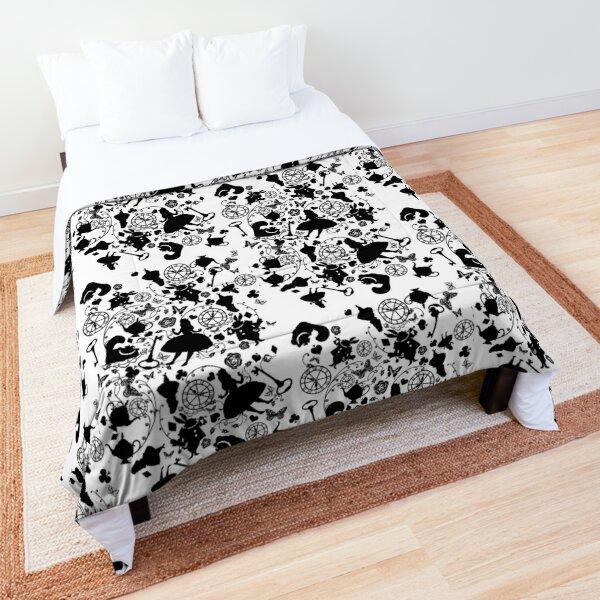 Alice in Wonderland Comforter