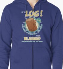 It's Better Than Bad, It's Good! Zipped Hoodie