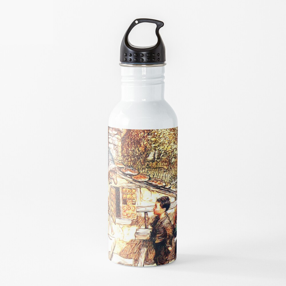 Hansel and Gretel Water Bottle