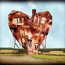 HOME IS WHERE THE HEART IS by Steve Wilbur