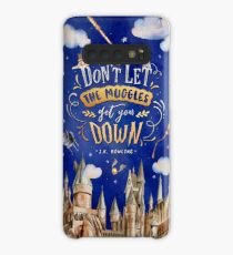 Don't let the muggles Case/Skin for Samsung Galaxy