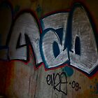 Cracow Graffiti  Undreground Center . Brown Sugar . Views (300) Thx! by © Andrzej Goszcz,M.D. Ph.D