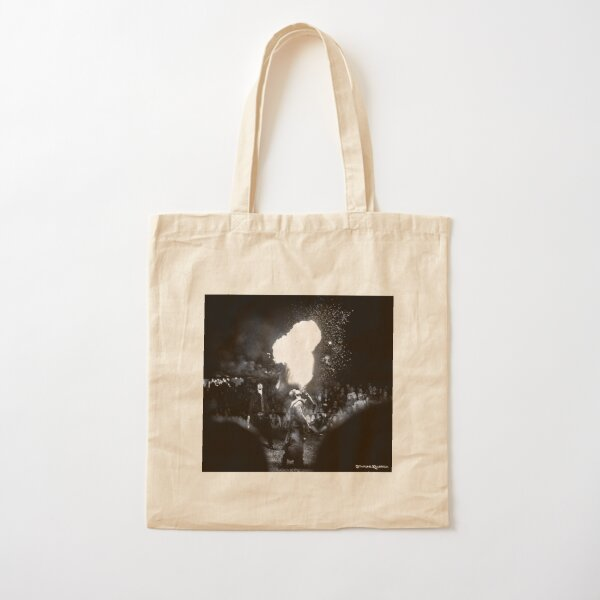 The Flare Thrower Cotton Tote Bag