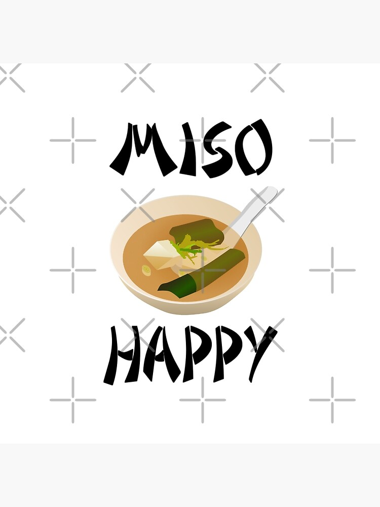 Miso Happy by coolfuntees