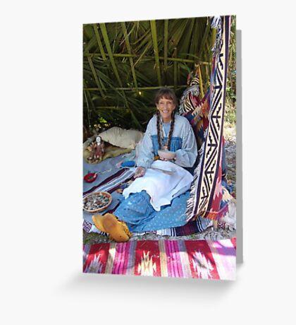 Rosalee Lane, Creek Potter, Panama City, FL Greeting Card