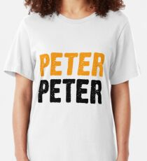 Peter Peter Pumpkin  Slim Fit T-Shirt
