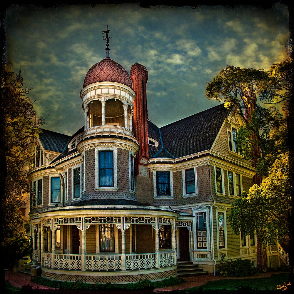 San Diego Victorian by Chris Lord
