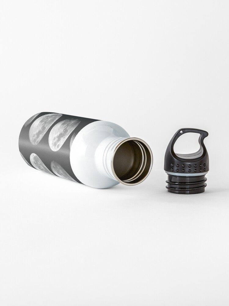 Alternate view of Lunar Phases Water Bottle