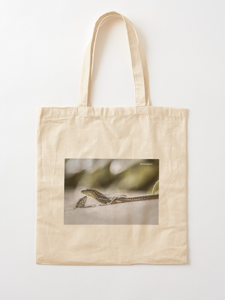 Alternate view of The charming lizards Tote Bag