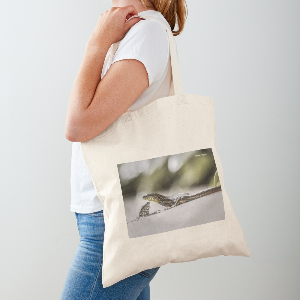 The charming lizards Tote Bag