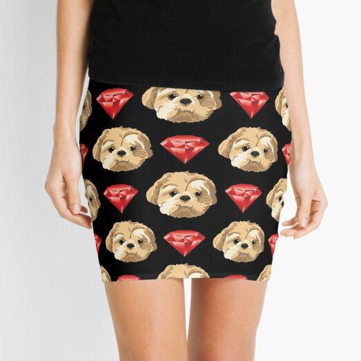 Ruby Tzu Mini Skirt