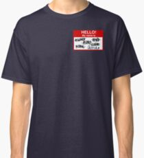 An agent by any other name Classic T-Shirt