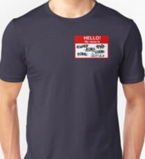 An agent by any other name T-Shirt