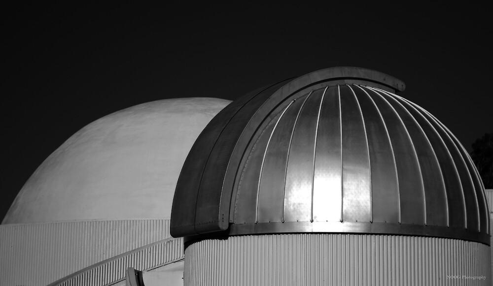 Planetarium Domes by Jordan Miscamble