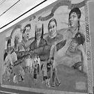Spanish Mercada Mural by WolfPause