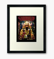 BIG - Zoltar Framed Print