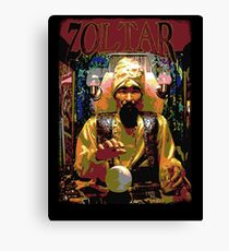 BIG - Zoltar Canvas Print