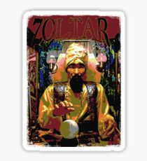 BIG - Zoltar Sticker